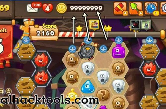 Monster Busters Hack Cheats Tool