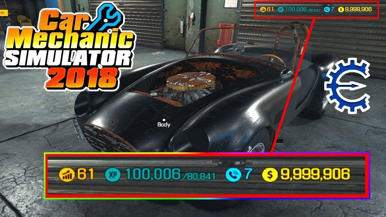 Car Mechanic Simulator Hack APK Mod Undetected How to use Game Apps
