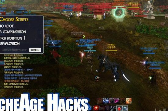 ArcheAge Bots, Hacks, Dupe Exploits and other Cheats