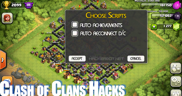 Clash of Clans Hacks, Mods, Bots and other Cheats for Android iOS