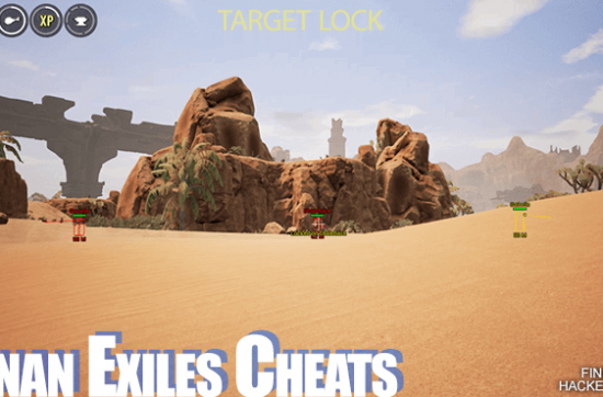 Conan Exiles Hacks, Bots and other Cheating Software