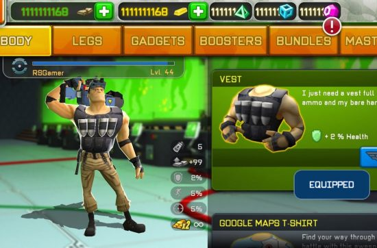 Respawnables Hack Tool generate Gold, Coins and XP