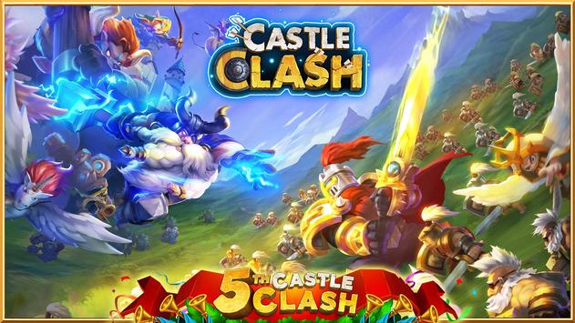 Castle Clash Apk For Android