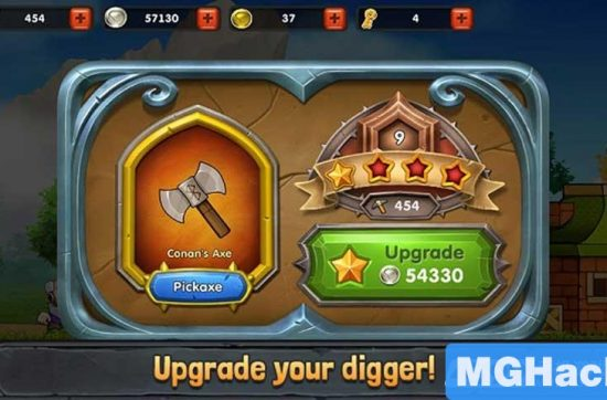 Dig Out Hack (MOD, Unlimited Coin) Apk