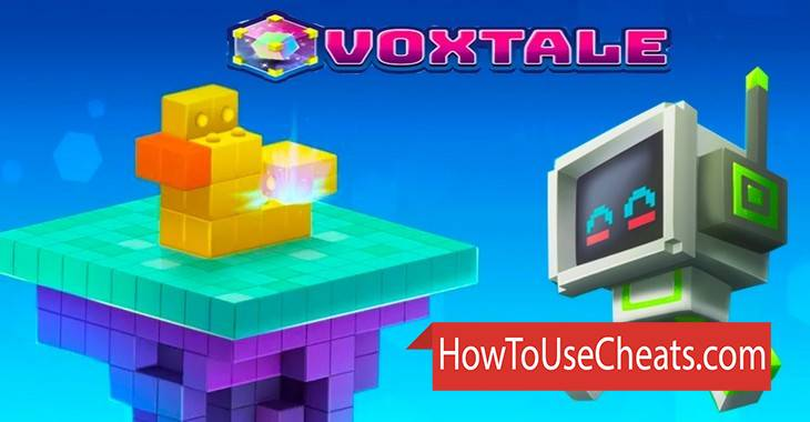 Voxtale how to use Cheat Codes and Hack Coins, Time, Gems and Boosters
