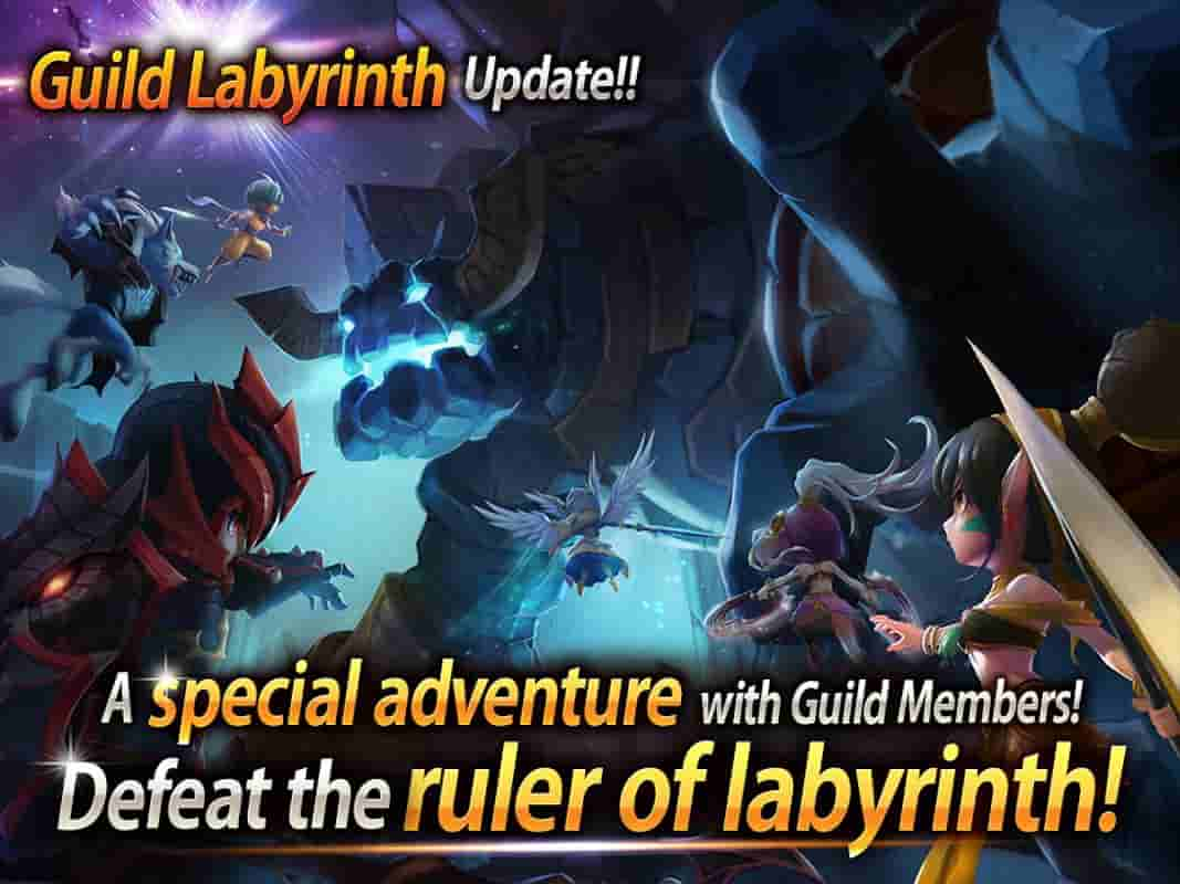 Summoners War Sky Arena 5.1.1 Mod Apk (Unlimited Everything) Latest Version